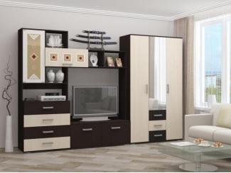 Гостиная Стенка Белла - Мебельная фабрика «Вавилон58»