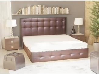 Большая кровать Кристалл 6 - Мебельная фабрика «ВичугаМебель», г. Вичуга