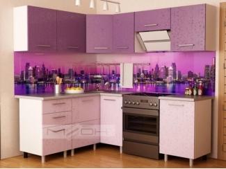 Яркая мебель для угловой кухни - Мебельная фабрика «Меон», г. Волжск