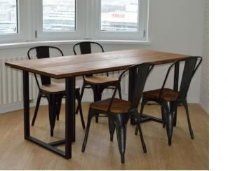 Обеденный стол Ирвинг - Мебельная фабрика «Loft Zona»