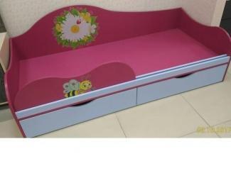 Детская кровать Пчелка - Мебельная фабрика «Соната», г. Орёл