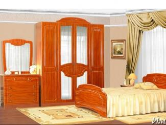 Спальный гарнитур Империя - Мебельная фабрика «Союз-мебель»