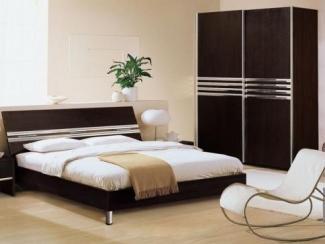 Спальный гарнитур «Элегия 2» - Мебельная фабрика «Элегия»
