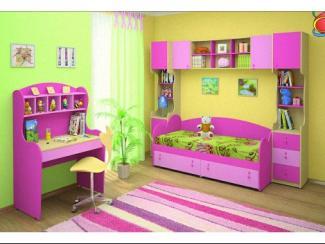 Детская Аленка - Мебельная фабрика «Альбина»