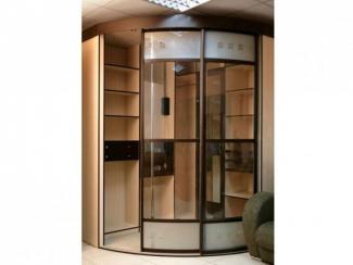 Шкаф - купе со стеклом - Изготовление мебели на заказ «Мега», г. Челябинск