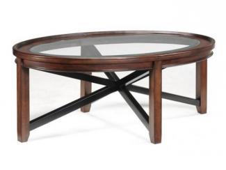 Журнальный стол T1758-47 - Импортёр мебели «Theodore Alexander»