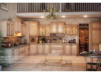 Кухня Ария Капучино - Мебельная фабрика «Абико»