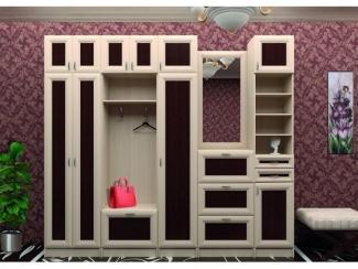 Прихожая УЮТ 1 - Мебельная фабрика «Азбука мебели»