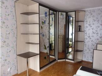 Шкаф-купе угловой 1 - Мебельная фабрика «Гранит», г. Пенза