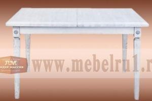 Стол Цезарио обеденный - Мебельная фабрика «Лидер Массив»