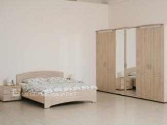Спальня МДФ (модульная) - Мебельная фабрика «Мебелькомплект»