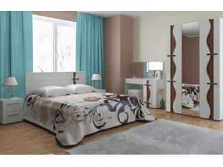 Спальня Футура - Мебельная фабрика «Интеди»