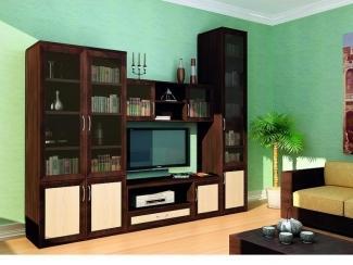 Гостиная Ария 10 - Мебельная фабрика «Азбука мебели»