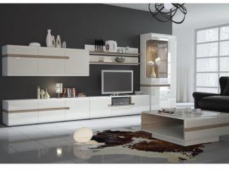 Гостиная Лината 3  - Мебельная фабрика «Анрекс»