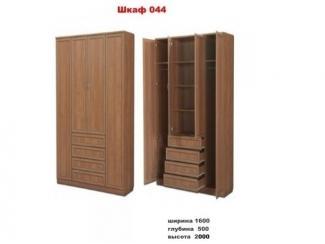 Шкаф 044 - Мебельная фабрика «МЕБЕЛов»