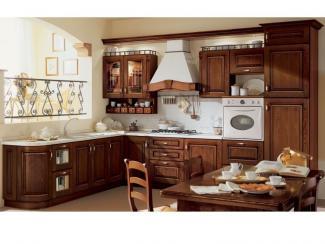 Кухня угловая Sorrento - Мебельная фабрика «Zetta»