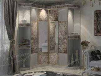 Шкаф - купе «Gray Вольдемар» - Мебельная фабрика «Ладос-мебель»