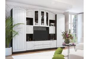 Светлая гостиная Макарена Прованс - Мебельная фабрика «Горизонт» г. Пенза