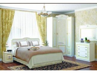 Спальный гарнитур Агата 2 - Мебельная фабрика «Альбина»