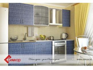 Кухня Пластик №5 - Мебельная фабрика «Симкор»