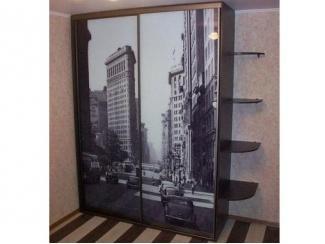 Шкаф-купе 2 створки - Мебельная фабрика «700 Кухонь»
