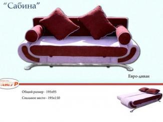 Диван прямой Сабина - Мебельная фабрика «Самур»