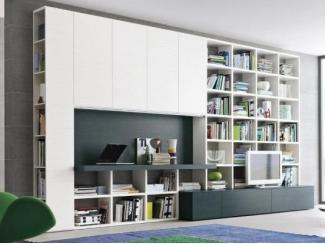 Высокая гостиная с нишами Феррера - Мебельная фабрика «Триана»
