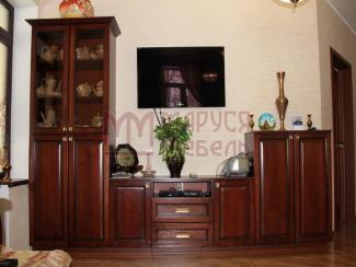 Гостиная стенка под ТВ - Мебельная фабрика «Маруся мебель»