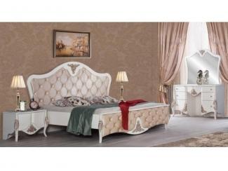 Спальный гарнитур Мерида - Импортёр мебели «Аванти»