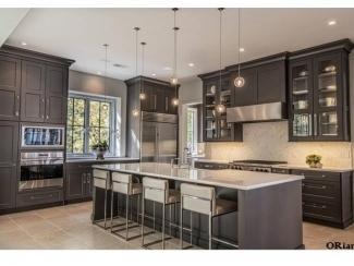Кухонный гарнитур прямой - Изготовление мебели на заказ «Ориана»