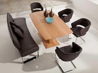 Стол нераскладной - Импортёр мебели «М-Сити»