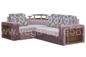 Диван Гранд угловой - Мебельная фабрика «VEGA STYLE»