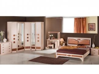 Спальня Кэри GOLD