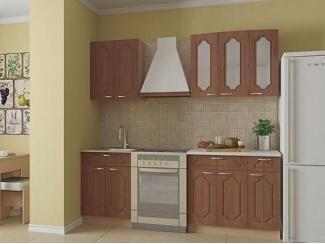Кухня прямая Легенда 22 ПВХ - Мебельная фабрика «Ваша мебель»