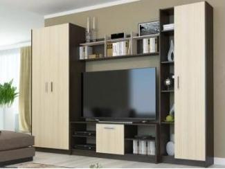 Гостиная с правильными формами Милан - Мебельная фабрика «Горизонт»