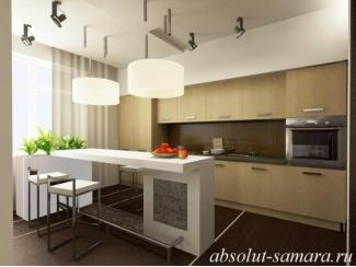 Современная кухня - Мебельная фабрика «Абсолют»