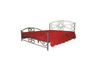 Кованная кровать Мотылек 1  - Мебельная фабрика «Mebel.net», г. Череповец