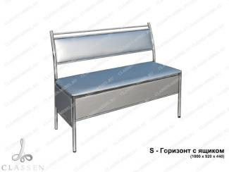 Кухонный уголок S-Горизонт с ящиком - Мебельная фабрика «Classen», г. Кузнецк