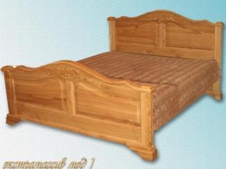 Кровать Экстра массив