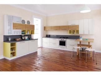 Прямая кухня Белла Вилла small - Мебельная фабрика «Cucina»