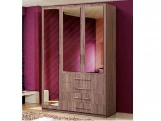 Новый шкаф с зеркалами  - Мебельная фабрика «Аджио»