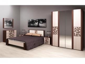 Мебель для спальни со шкафом Тереза  - Мебельная фабрика «Бурэ», г. Санкт-Петербург