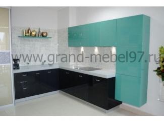 Кухня Акрил 011 - Мебельная фабрика «Гранд Мебель»