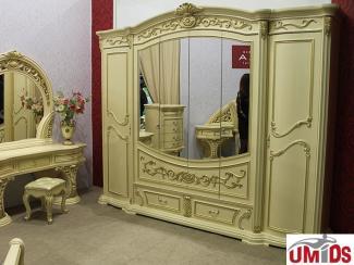 Мебельная выставка Краснодар: Шкаф от гарнитура - Мебельная фабрика «Арида»