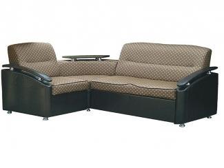 Угловой диван Ассамблея Z8 с баром  - Мебельная фабрика «Ассамблея»