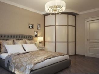 Радиусный шкаф-купе Нарайна 8 - Мебельная фабрика «Альбина»