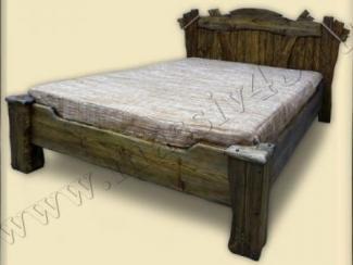Кровать КАМЕЛОТ - Мебельная фабрика «Массив»