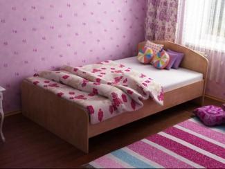 Кровать ЛДСП - Мебельная фабрика «Древо»