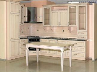 Кухня угловая Березка - Мебельная фабрика «Антарес»