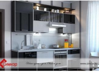 Кухня Алюминиевая рамка 2 - Мебельная фабрика «Симкор»